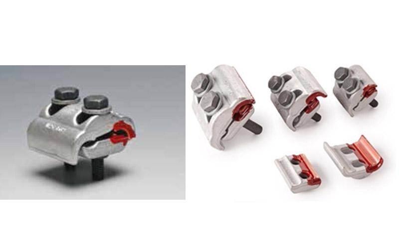 BIMETALLIC PARALLEL GROOVE CLAMPS